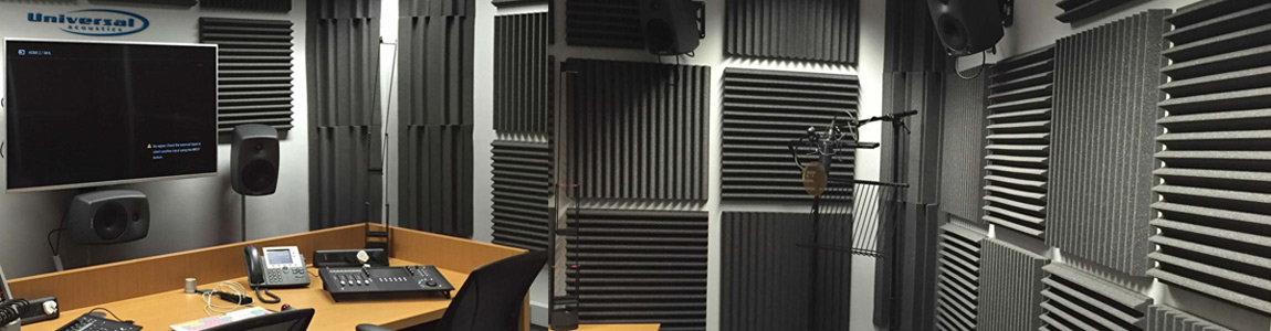 Soundproofing for studios