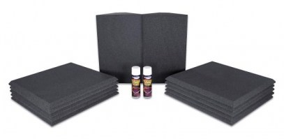 Neptune-2 Acoustic Treatment Kit for Studios and Listening Rooms