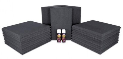 Neptune-3 Acoustic Treatment Kit for Studios and Listening Rooms